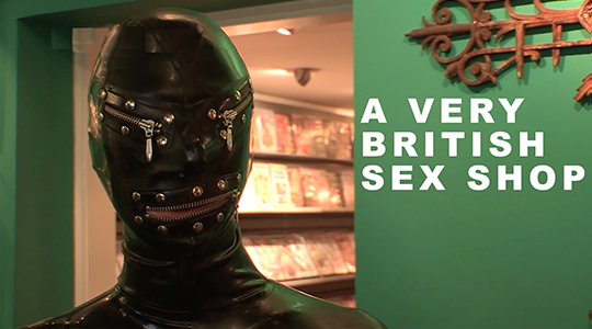 A Very British Sex Shop