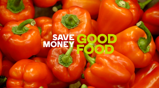 Save Money Good Food