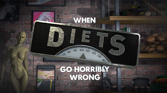 When Diets Go Horribly Wrong