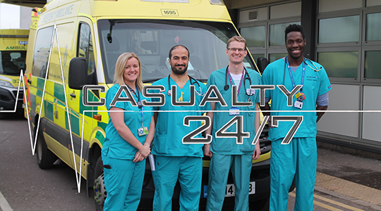 Casualty 24/7 – S2