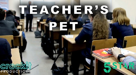 Teacher's Pet: Groomed at school